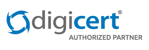 Digitcert Authorized Partner Logo