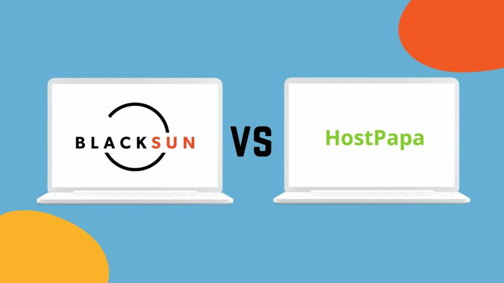 BlackSun VS HostPapa