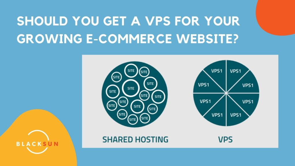 Should You Get a VPS for your growing e-commerce website