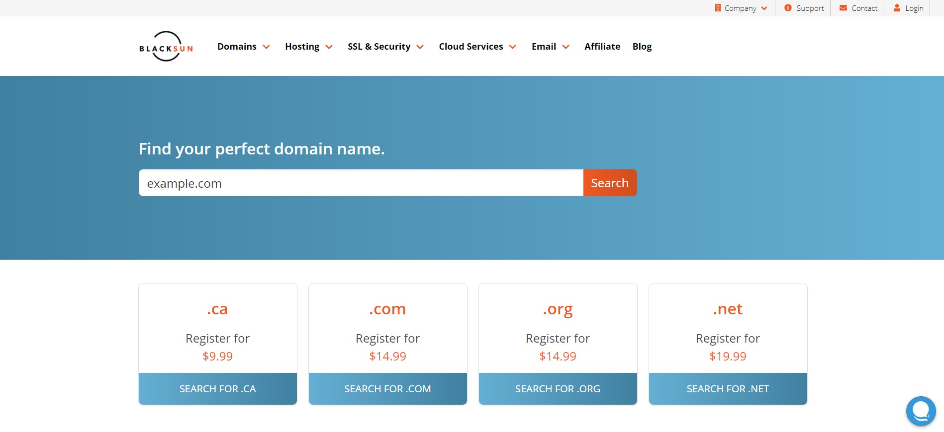 Domain Availability Search